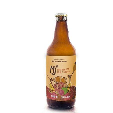 Cerveja MJ Pale Ale Caju e Goiaba 500ml