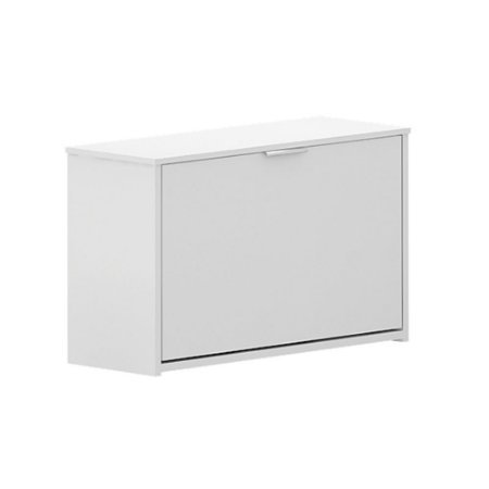 Sapateira Safira 1 Porta Basculante – Branco
