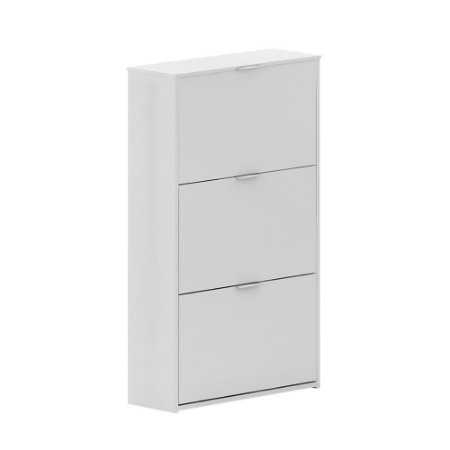 Sapateira Safira 3 Portas – Branco