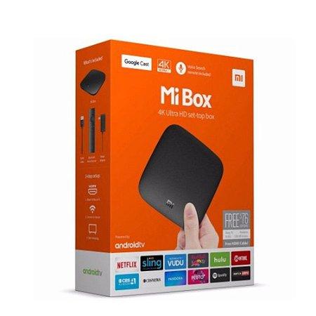 RECEPTOR CONVERSOR GOOGLE MI BOX XIAOMI TV 4K