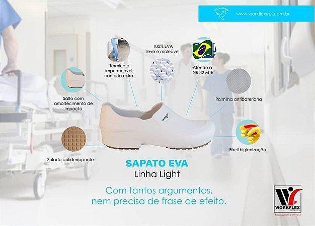 SAPATO WORK LIGHT