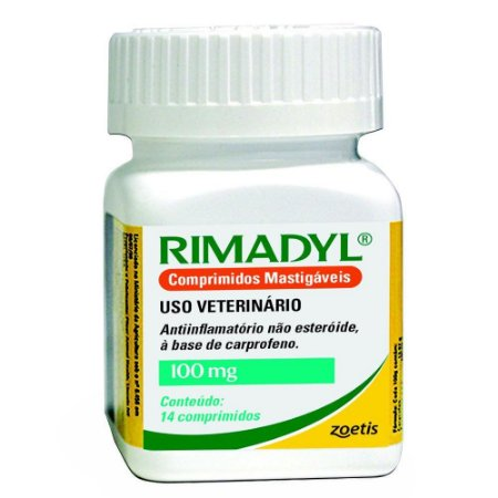 RIMADYL 75 MG C 14 COMPRIMIDOS