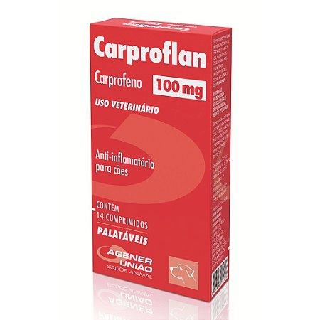 CARPROFLAN 100 MG 14 COMPRIMIDOS