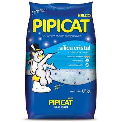 AREIA PIPICAT SILICA CRISTAL 1,6 KG