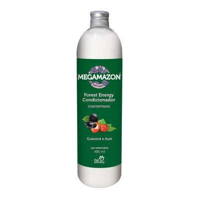 MEGAMAZON CONDICIONADOR FOREST ENERGY GUARANA E AÇAI 480 ML