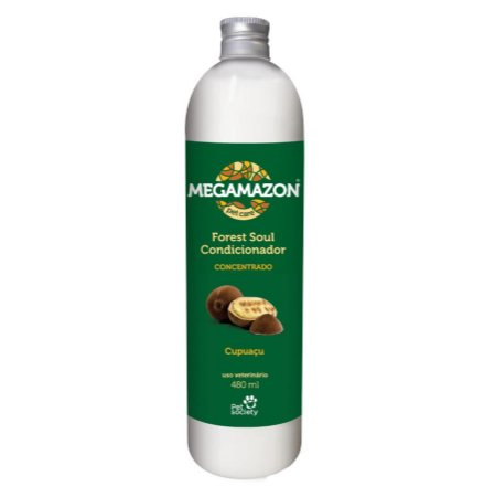 MEGAMAZON CONDICIONADOR FOREST SOUL CUPUAÇU 480 ML