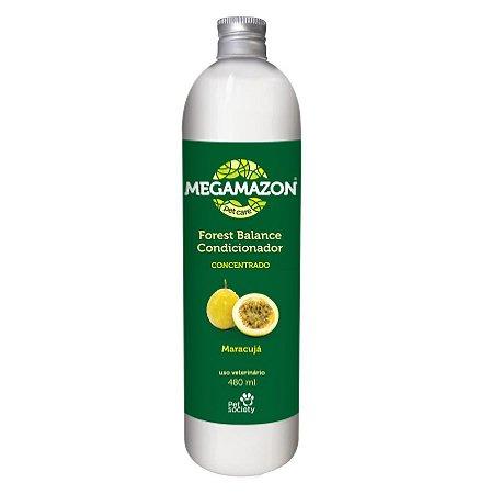 MEGAMAZON FOREST BALANCE CONDICIONADOR MARACUJÁ 480ML