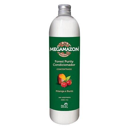 MEGAMAZON CONDICIONADOR PITANGA E BURITI 480 ML