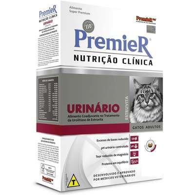 PREMIER NUTRIÇÃO CLINICA URINÁRIO GATOS 1,5 KG