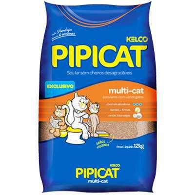 AREIA PIPICAT MULTI CAT 12 KG