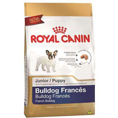 ROYAL CANIN BULLDOG FRANCÊS JUNIOR 2,5 KG