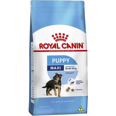 RAÇÃO ROYAL MAXI JUNIOR/PUPPY 15KG