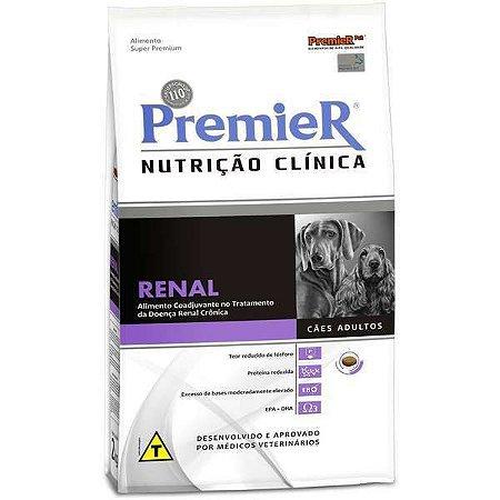 RAÇÃO PREMIER NUTRIÇÃO CLÍNICA CÃES RENAL 2KG