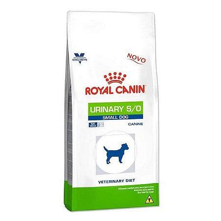 RAÇÃO ROYAL CANINVETERINARY URINARY S/O SMALL DOG 2KG