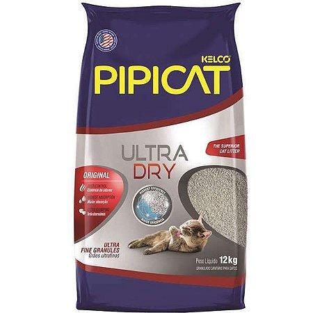 AREIA PIPICAT ULTRA DRY 12 KG