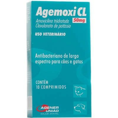 AGEMOXI CL 50 MG