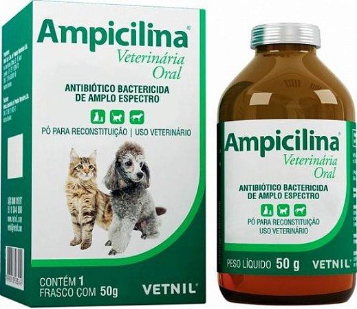 AMPICILINA ORAL 50 G