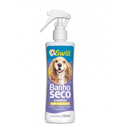 BANHO SECO SWILL 230 ML