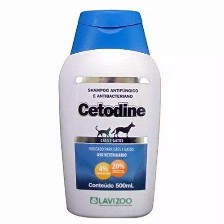 CETODINE 500 ML