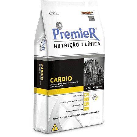 RAÇÃO PREMIER NUTRIÇÃO CLINICA CÃES CARDIO 10,1KG