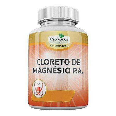 Cloreto de magnésio PA 120 cápsulas 500mg
