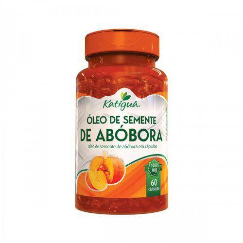ÓLEO DE SEMENTE DE ABÓBORA 1G 60CÁPS