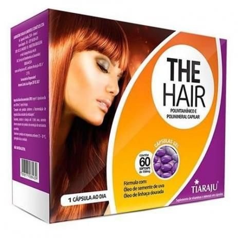 The Hair 60 Cápsulas