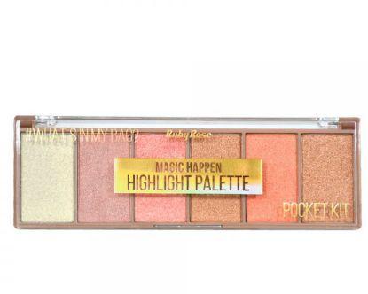Ruby Rose Iluminador Light My Fire Powder Highliht HB-7512