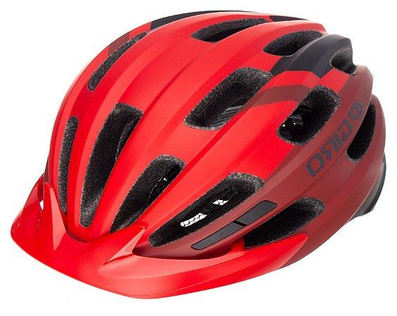 Capacete Giro Register 54-61cm Vermelho