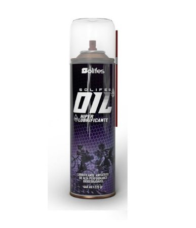 Hiper Lubrificante Solifes Spray 440ml