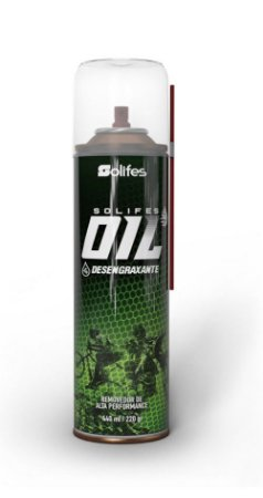 Desengraxante Solifes Spray 440ml