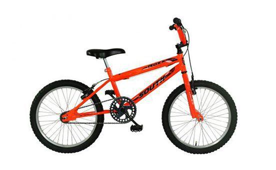 Bicicleta Aro 20 South Bike Freestyle Laranja Neon