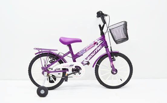 Bicicleta Aro 16 South Bike Ceci Violeta