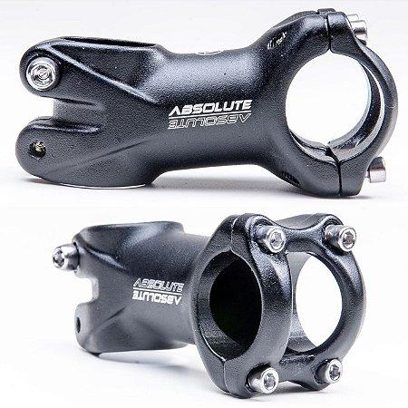 Suporte Guidão Absolute XL364 Ahead Set Alumínio 31.8X70mm Preto