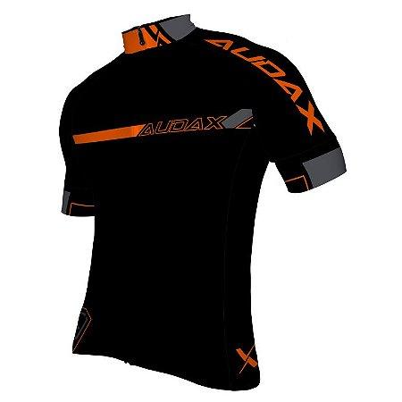 Camisa Audax Elite Auge Laranja 2018