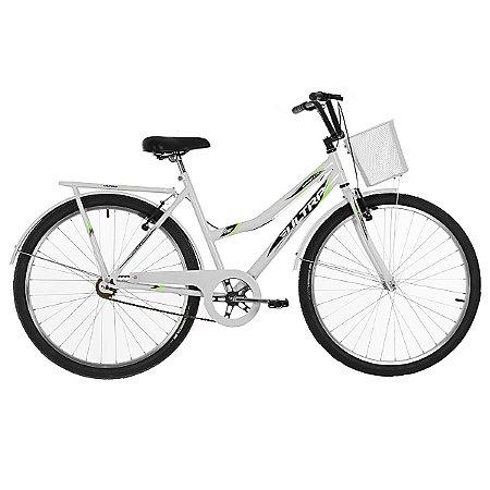 Bicicleta Aro 26 Ultra Summer Branco