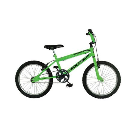 Bicicleta Aro 20 South Bike Freestyle Verde Neon