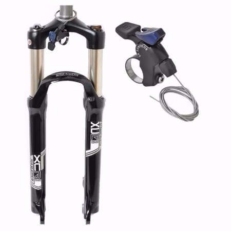 Garfo Suspensao Aro 29 Suntour Xcr32 100mm C/trava Guidão
