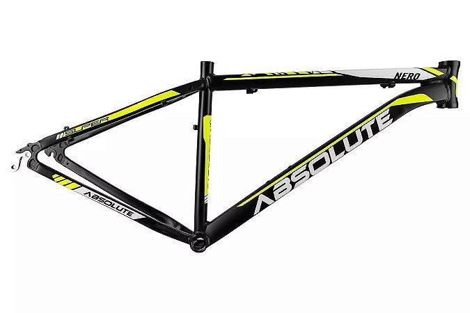 Quadro 29 Absolute Nero II Alumínio Preto/Amarelo (21)