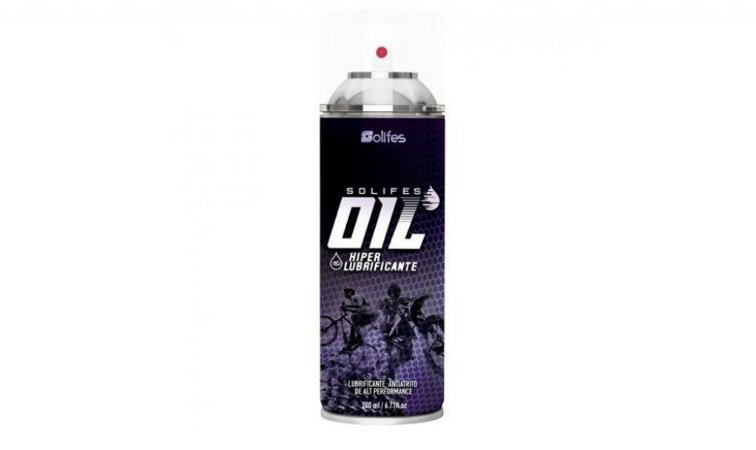 Hiper Lubrificante Solifes Spray 200ml