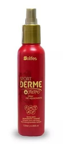 Sport Derme Thermo Solifes Spray 120ml