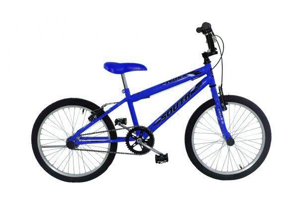 Bicicleta Aro 20 South Bike Azul