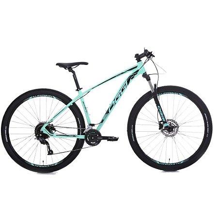 Bicicleta Aro 29 OGGI Big Wheel 7.0 18V Verde Claro Lançamento 2020