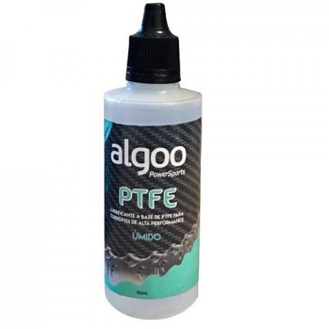Lubrificante Algoo PTFE Úmido 60ml