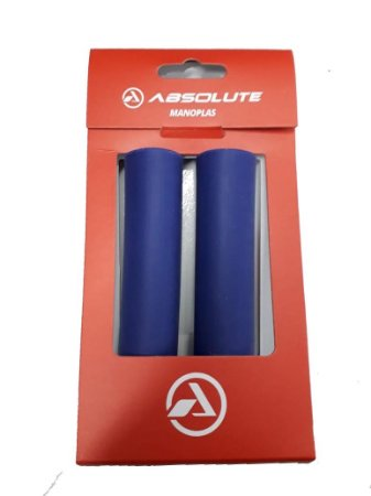 Manopla Absolute Silicone  Azul