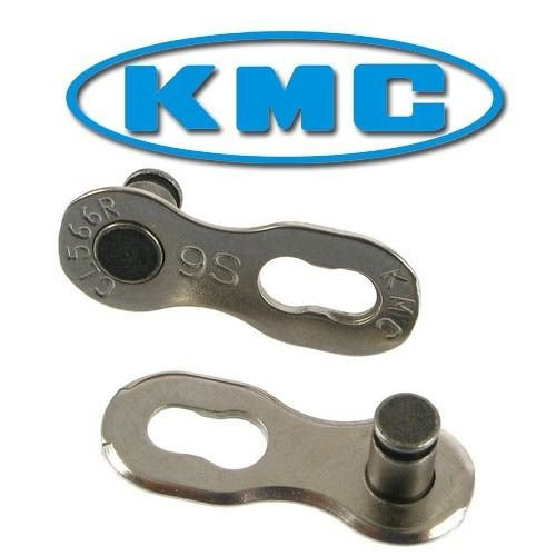 Emenda de corrente KMC 9 Vel Power Link