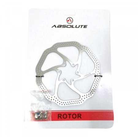 Disco Rotor Freio Absolute Yrt01 160mm 6 Parafusos