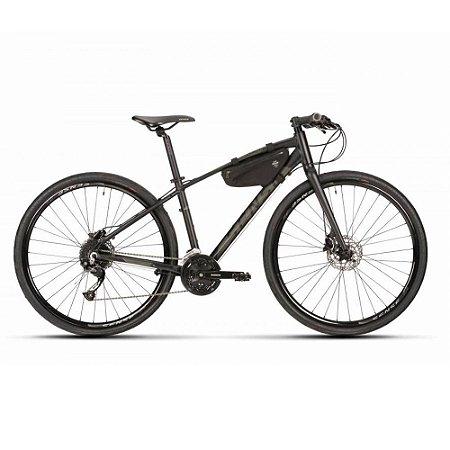 Bicicleta Aro 700 Sense Activ 27V Cinza Lançamento 2020