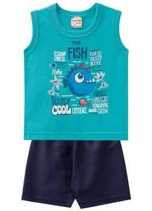 Conjunto Brandili Fish Bebê