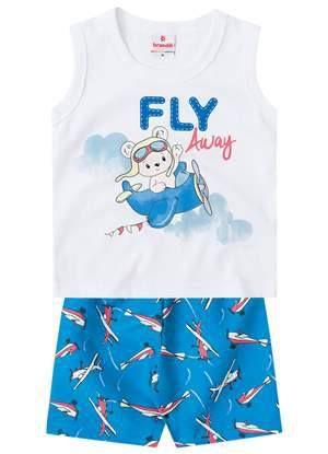 Conjunto aviador Bebê